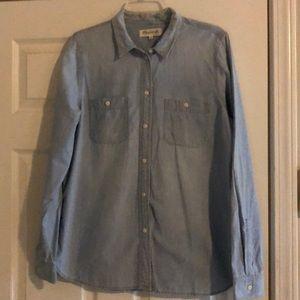 Madewell shirt size XL